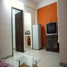 Fully Furnished 1 Bhk Apartment In Btm
