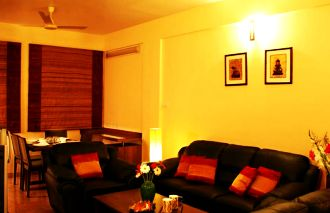 16 Squares Luxury Suites, Magrath Road, Standard Room