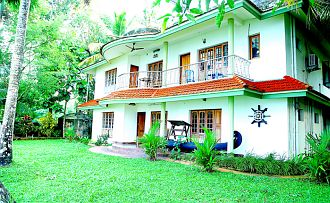TG Stays Thannermukkom, Alleppey