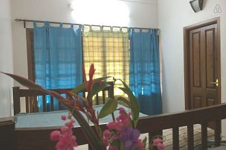 The Blue Yonder Guest House, Pondicherry