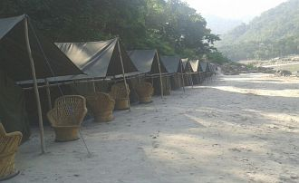 Camp Roller Coaster, Rishikesh