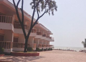 Sugati Beach Resort, Diu