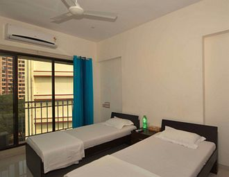 Trustedstay Serviced Apartments Moksh MUMBAI