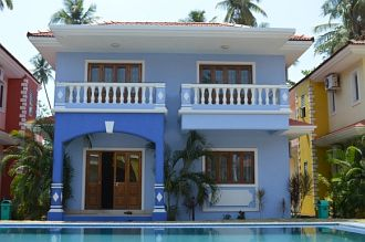 Serviced Villa At Arpora GOA