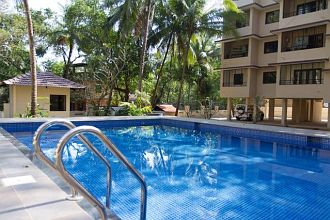 Dream Home Serviced Apartments GOA