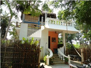 Villa Paradise, Pondicherry