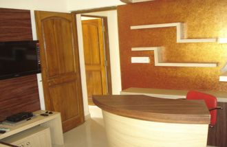 Serviced Villa At Parra GOA
