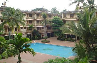 Serviced Apartments At Candolim GOA
