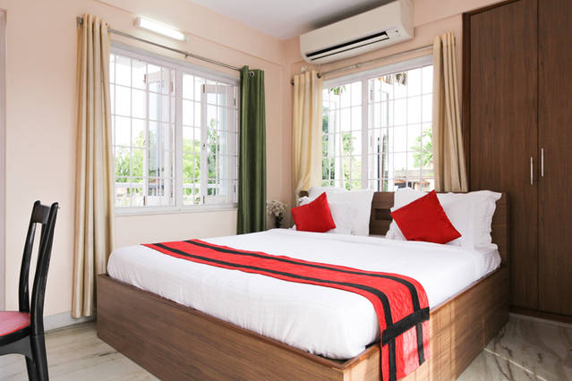 Anamitra Guest House, Salt Lake City, Deluxe Room-DayUse(4Hours:3PM-7PM)