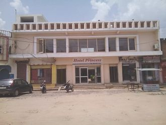 Hotel Princess Jain Temple Road