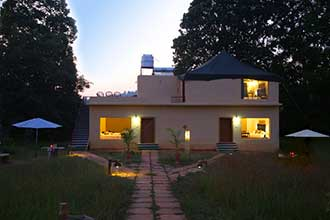 7 Tigers Resort, Kanha