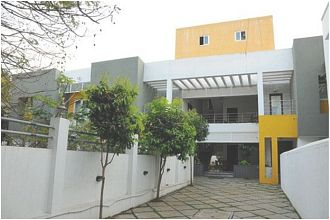 STAYMATRIX Service Apartment @ Sri Nagar Colony(720)