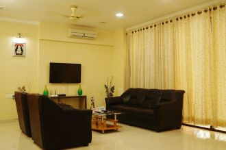 Stay In Service Apartment - ShivTirath MUMBAI