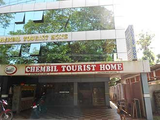 Chembil Tourist Home, Alleppey
