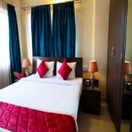 OYO Rooms Domlur Layout