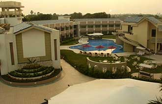 Azzaro Resort & Spa, Diu