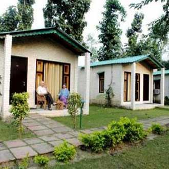 The Mint Nest Resort, Corbett