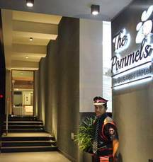 The Pommels Business Hotel
