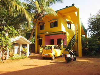 The Goa Sankar Hotel