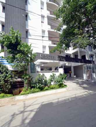 14 Square Gachibowli, Hyderabad