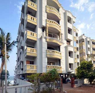 14 Square Beach Road, Visakhapatnam