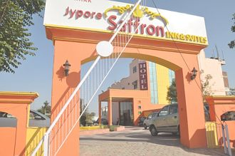 Jypore Saffron Inn & Suits