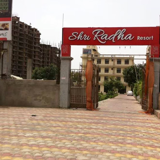 Hotel Shri Radha Resort, Mathura