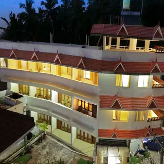 Swapnatheeram Beach Resort, Kovalam