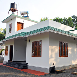 TG Stays Kuttickatil house, Kumarakom