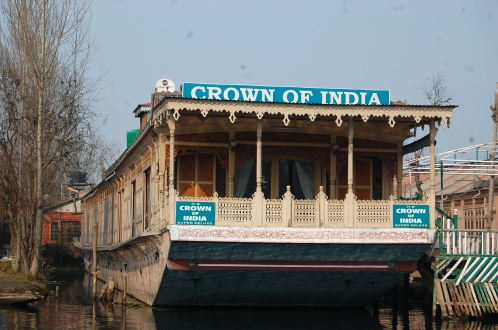 Crown of India Houseboat