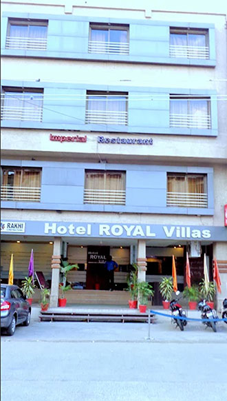 Hotel Royal Villas