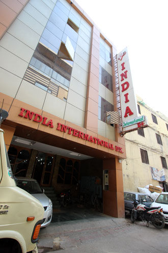 Hotel India International Dx