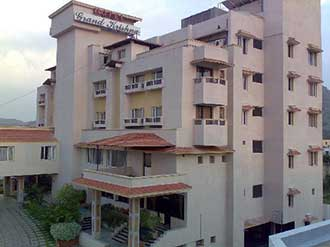 Hotel Grand Krishna in Vellore
