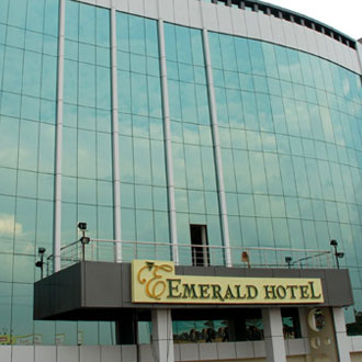 Emerald Hotel in Ranchi