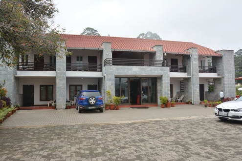 Yagappa Heritage Resort in Kodaikanal