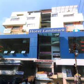 Hotel Landmark Deluxe Lodging in Kolhapur