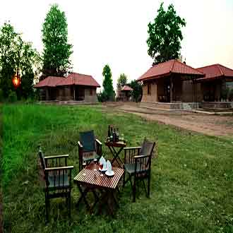 Pugdundee safaris - Kings Lodge, Bandhavgarh