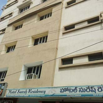 Hotel Suresh Residency (next To Rtc Bus Stand)