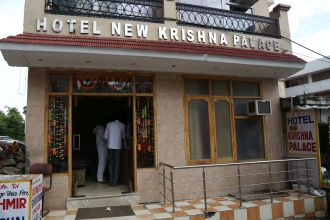 Hotel New Krishna Palace booking