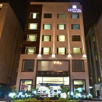 Hotel Central Blue Stone