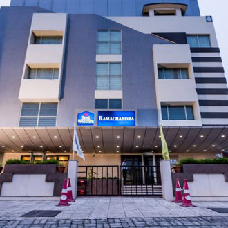 Best Western Ramachandra in Visakhapatnam
