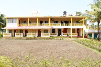 Morjim Beach Resort - A Beach Property