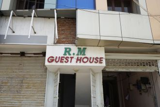 RM Guest House & Hotel (1 KMS from Mantri Mandir)