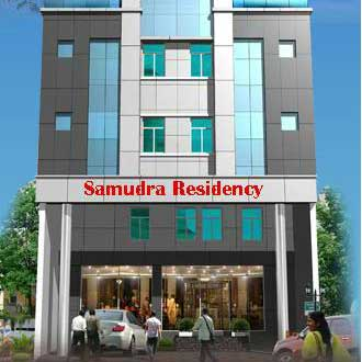 Samudra Residency(Next to Central Railway Station