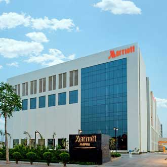 Jaipur Marriott Hotel