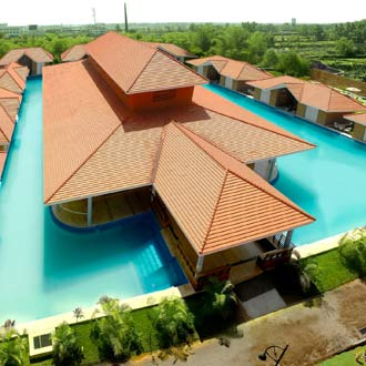 Saj Earth Resort