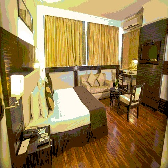 Hotel Cross Roads, Gurgaon, Sector 15, Standard Single Room - Intech Generic