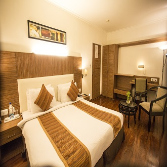 Hotel Cross Roads, Gurgaon, Sector 15, Standard Double Room - Intech Generic