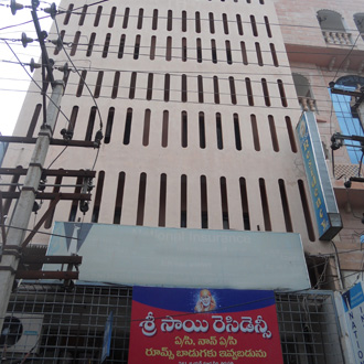 Sri Sai Residency (Next to Govindaraju Temple)