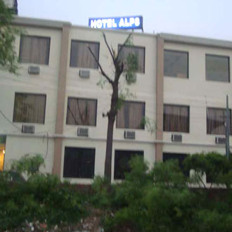 Hotel Alps Chandigarh